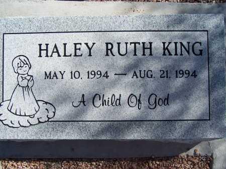 KING, HALEY RUTH - Pima County, Arizona   HALEY RUTH KING - Arizona Gravestone Photos