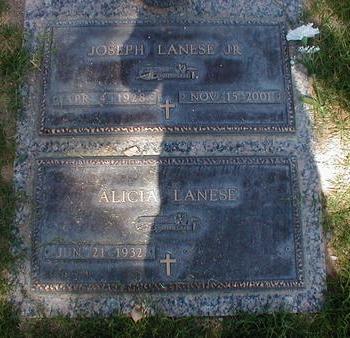 LANESE, JOSEPH JR. - Pima County, Arizona | JOSEPH JR. LANESE - Arizona Gravestone Photos