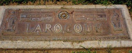 LAROCQUE, ERNEST - Pima County, Arizona   ERNEST LAROCQUE - Arizona Gravestone Photos