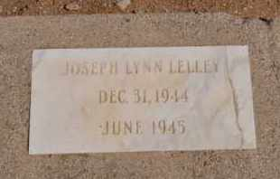 LELLEY, JOSEPH LYNN - Pima County, Arizona | JOSEPH LYNN LELLEY - Arizona Gravestone Photos