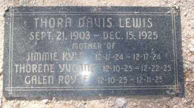 LEWIS, JIMMIE KYLE - Pima County, Arizona | JIMMIE KYLE LEWIS - Arizona Gravestone Photos