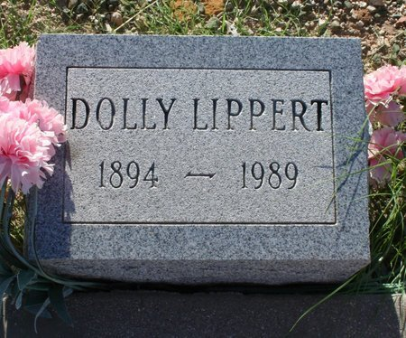 LIPPERT, DOLLY - Pima County, Arizona | DOLLY LIPPERT - Arizona Gravestone Photos