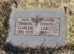 LISALDA, ENRIQUETA - Pima County, Arizona | ENRIQUETA LISALDA - Arizona Gravestone Photos