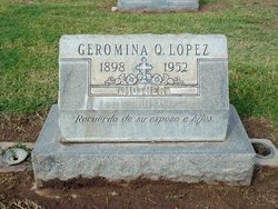 QUIHUIS LOPEZ, GERONIMA - Pima County, Arizona | GERONIMA QUIHUIS LOPEZ - Arizona Gravestone Photos