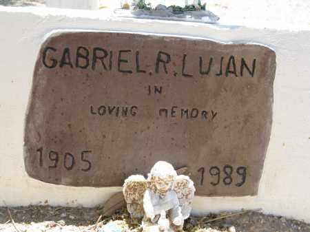 LUJAN, GABRIEL R. - Pima County, Arizona | GABRIEL R. LUJAN - Arizona Gravestone Photos