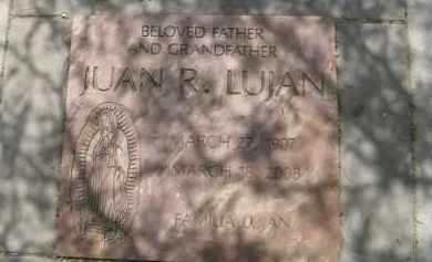 LUJAN, JUAN R. - Pima County, Arizona   JUAN R. LUJAN - Arizona Gravestone Photos