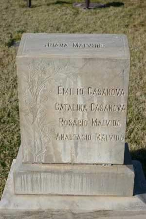 CASANOVA, CATALINA - Pima County, Arizona | CATALINA CASANOVA - Arizona Gravestone Photos