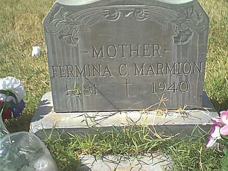 MARMION, FERMINA - Pima County, Arizona   FERMINA MARMION - Arizona Gravestone Photos