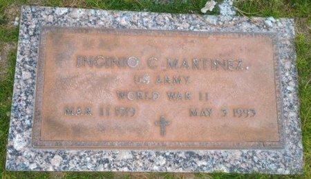 MARTINEZ, INGINIO C. - Pima County, Arizona | INGINIO C. MARTINEZ - Arizona Gravestone Photos