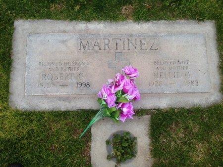 MARTINEZ, NELLIE - Pima County, Arizona | NELLIE MARTINEZ - Arizona Gravestone Photos