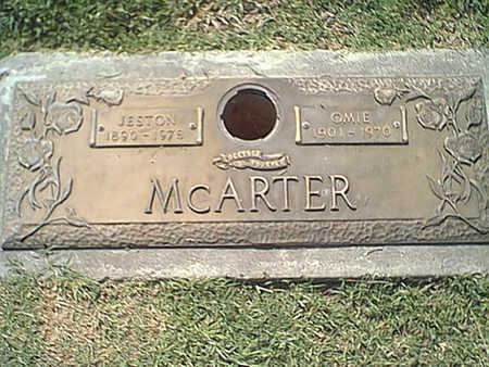 MCARTER, OMIE - Pima County, Arizona | OMIE MCARTER - Arizona Gravestone Photos