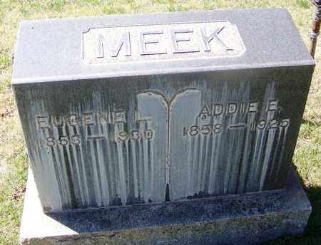 MEEK, ADDIE EURLENE - Pima County, Arizona | ADDIE EURLENE MEEK - Arizona Gravestone Photos