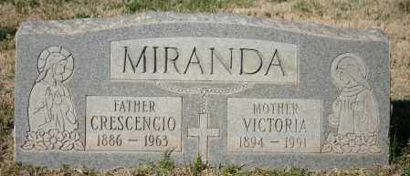 MIRANDA, CRESCENCIO - Pima County, Arizona | CRESCENCIO MIRANDA - Arizona Gravestone Photos