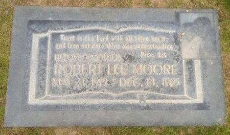 MOORE, ROBERT LEE - Pima County, Arizona | ROBERT LEE MOORE - Arizona Gravestone Photos