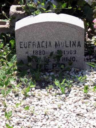 MULINA, EUFRACIA - Pima County, Arizona | EUFRACIA MULINA - Arizona Gravestone Photos