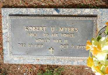 MYERS, ROBERT U. - Pima County, Arizona | ROBERT U. MYERS - Arizona Gravestone Photos