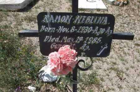 NEBLINA, RAMON - Pima County, Arizona   RAMON NEBLINA - Arizona Gravestone Photos