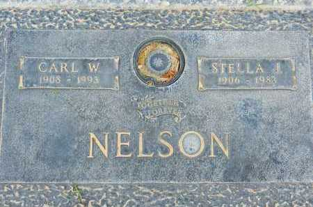 NELSON, STELLA J. - Pima County, Arizona | STELLA J. NELSON - Arizona Gravestone Photos
