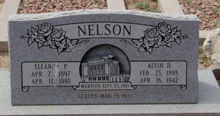 NELSON, ELEONOR P. - Pima County, Arizona | ELEONOR P. NELSON - Arizona Gravestone Photos