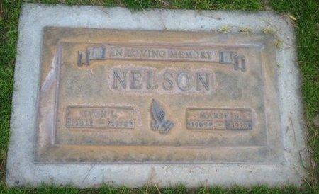 BAGLEY NELSON, MARIE - Pima County, Arizona   MARIE BAGLEY NELSON - Arizona Gravestone Photos
