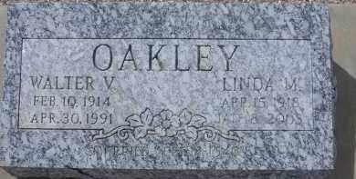 OAKLEY, LINDA M. - Pima County, Arizona | LINDA M. OAKLEY - Arizona Gravestone Photos