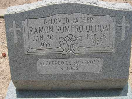 OCHOA, RAMON ROMERO - Pima County, Arizona | RAMON ROMERO OCHOA - Arizona Gravestone Photos