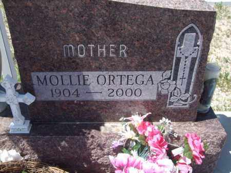 ORTEGA, MOLLIE - Pima County, Arizona | MOLLIE ORTEGA - Arizona Gravestone Photos