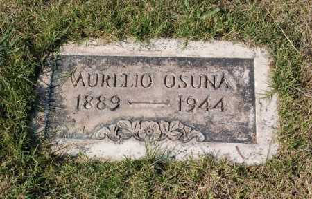 OSUNA, AURELIO - Pima County, Arizona | AURELIO OSUNA - Arizona Gravestone Photos