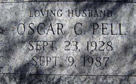 PELL, OSCAR C. - Pima County, Arizona | OSCAR C. PELL - Arizona Gravestone Photos
