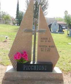 PICCHIONI, THERESA MARIE - Pima County, Arizona | THERESA MARIE PICCHIONI - Arizona Gravestone Photos