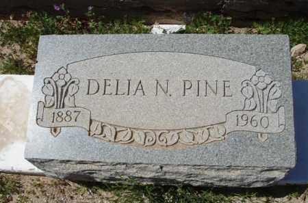 PINE, DELIA N. - Pima County, Arizona | DELIA N. PINE - Arizona Gravestone Photos