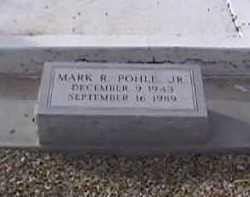 POHLE, MARK RICHARD, JR - Pima County, Arizona | MARK RICHARD, JR POHLE - Arizona Gravestone Photos