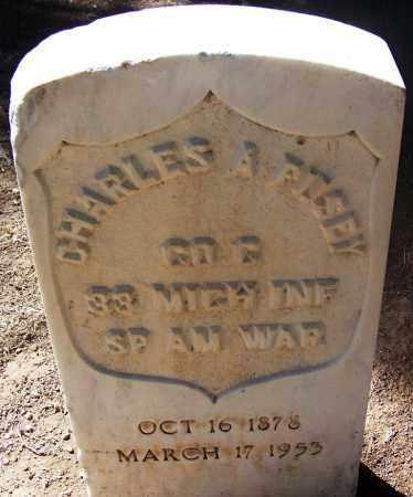 POSEY, CHARLES A. - Pima County, Arizona | CHARLES A. POSEY - Arizona Gravestone Photos
