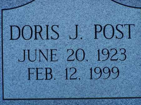 POST, DORIS J. - Pima County, Arizona | DORIS J. POST - Arizona Gravestone Photos
