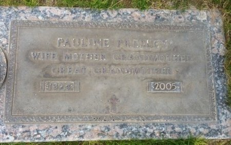 PRESLEY, PAULINE - Pima County, Arizona   PAULINE PRESLEY - Arizona Gravestone Photos