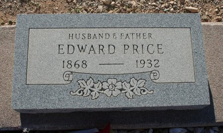PRICE, EDWARD - Pima County, Arizona | EDWARD PRICE - Arizona Gravestone Photos