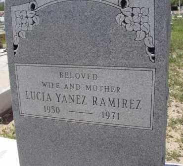 RAMIREZ, LUCIA - Pima County, Arizona   LUCIA RAMIREZ - Arizona Gravestone Photos