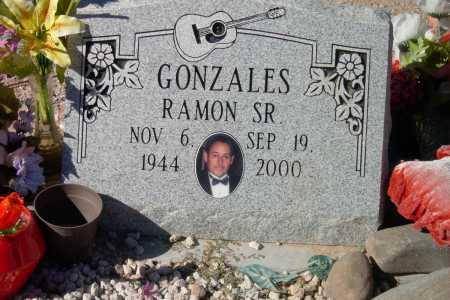 RAMON, GONZALES SR. - Pima County, Arizona | GONZALES SR. RAMON - Arizona Gravestone Photos