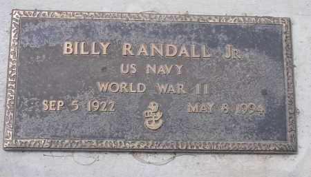 RANDALL, BILLY - Pima County, Arizona | BILLY RANDALL - Arizona Gravestone Photos