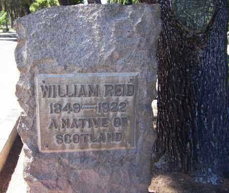 REID, WILLIAM - Pima County, Arizona   WILLIAM REID - Arizona Gravestone Photos