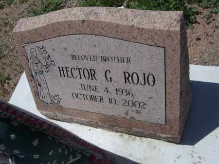 ROJO, HECTOR G. - Pima County, Arizona | HECTOR G. ROJO - Arizona Gravestone Photos