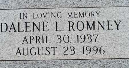 ROMNEY, DALENE L. - Pima County, Arizona   DALENE L. ROMNEY - Arizona Gravestone Photos