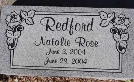 ROSE, REDFORD NATALIE - Pima County, Arizona | REDFORD NATALIE ROSE - Arizona Gravestone Photos