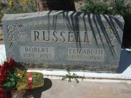 RUSSELL, ROBERT - Pima County, Arizona | ROBERT RUSSELL - Arizona Gravestone Photos