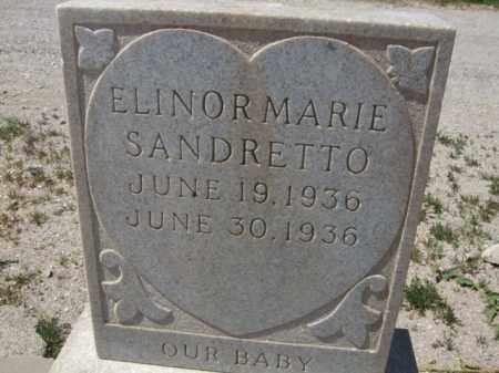 SANDRETTO, ELINOR MARIE - Pima County, Arizona | ELINOR MARIE SANDRETTO - Arizona Gravestone Photos