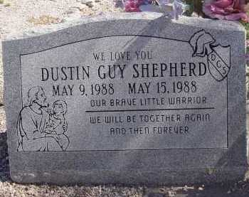 SHEPHERD, DUSTIN GUY - Pima County, Arizona | DUSTIN GUY SHEPHERD - Arizona Gravestone Photos