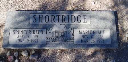SHORTRIDGE, MARION SUE - Pima County, Arizona | MARION SUE SHORTRIDGE - Arizona Gravestone Photos