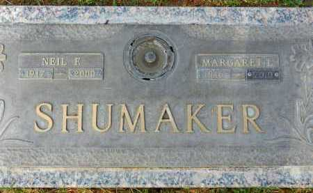 SHUMAKER, NEIL F. - Pima County, Arizona | NEIL F. SHUMAKER - Arizona Gravestone Photos