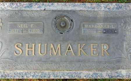 SHUMAKER, NEIL F. - Pima County, Arizona   NEIL F. SHUMAKER - Arizona Gravestone Photos