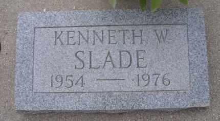 SLADE, KENNETH W. - Pima County, Arizona | KENNETH W. SLADE - Arizona Gravestone Photos
